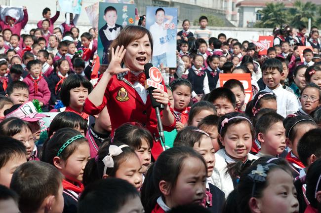 """""""童声里的中国""""系列活动推广介绍"""