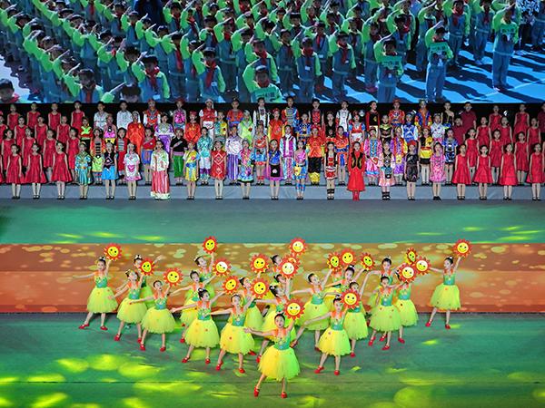 """第九届""""童声里的中国""""优秀作品分享会精彩呈现"""